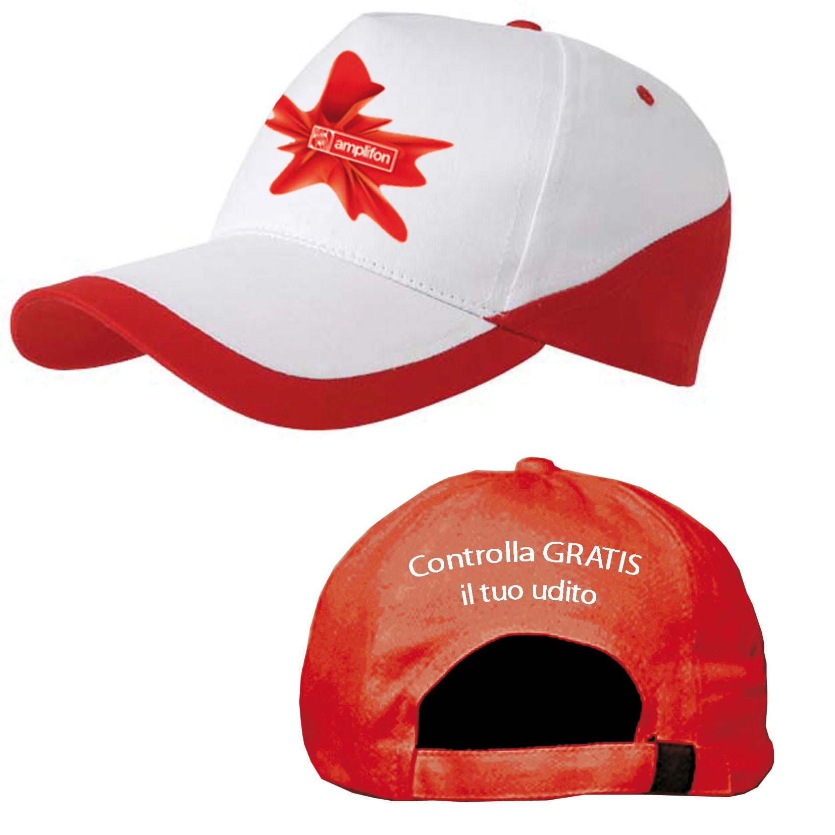 cappello amplifonok